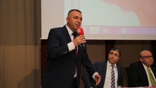 Gövce, yeniden GİM-DER başkanı seçildi