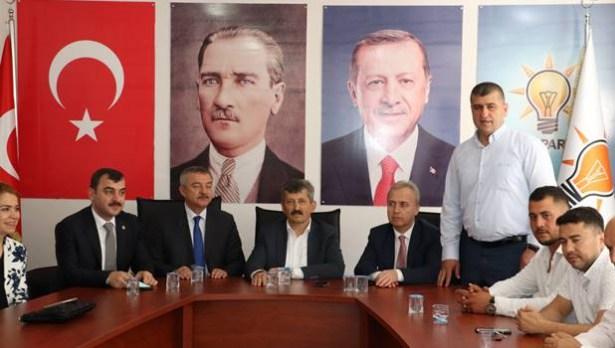 Ak Partili vekiller, İstanbul seçimlerine dikkat çekti
