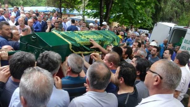 Formen Hasan Akbaş, son yolculuğuna uğurlandı