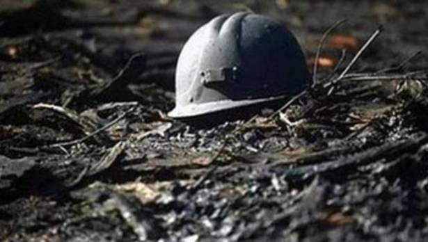 Madenci hayatını kaybetti...