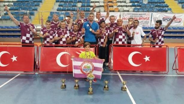 Ereğli Belediyespor, Süper Lig Şampiyonu oldu