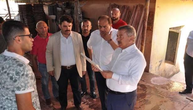 Türkmen: ´Devlet her zaman yanınızdadır´