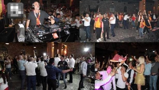 Galataraylılar, 22. Şampiyonluk Gecesi düzenlendi