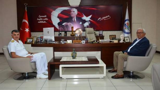 Yazıcıoğlu, Posbıyık´a veda ziyaretinde bulundu
