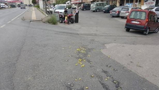 Devrilen ATV sürücüsü ağır yaralandı