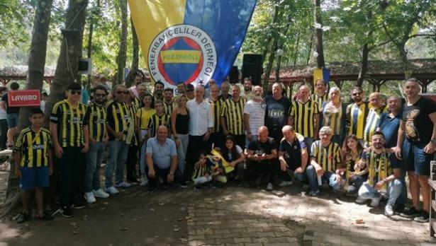 Fenerbahçeliler, ´Fenerli ol´ etkinliğinde buluştu
