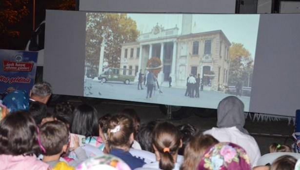 Sinema Günleri, mahallelerde sürüyor