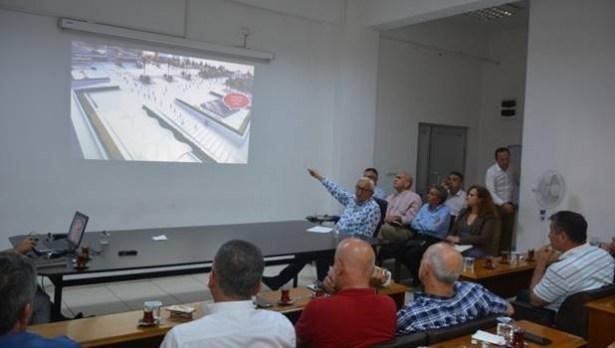 Stratejik Plan belediye meclis üyelerine sunuldu