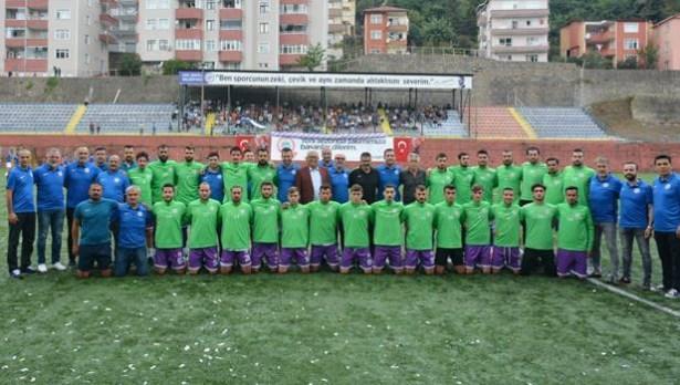 Ereğli Belediyespor, yeni sezonu törenle açtı