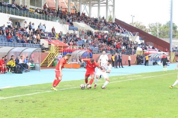 Zonguldak Kömürspor: 1 - İnegölspor: 0