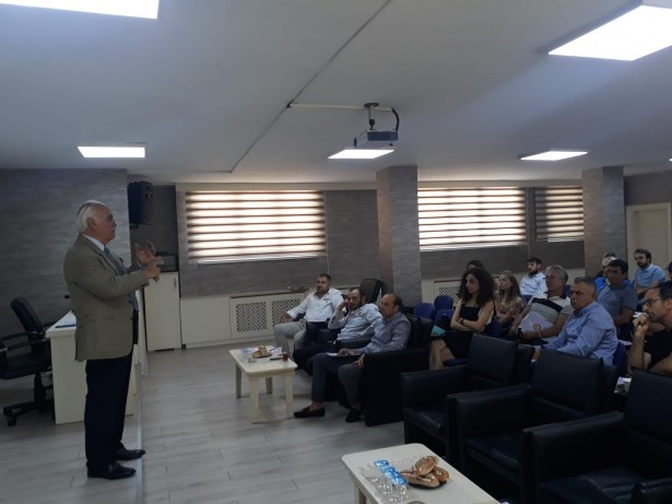 Ereğli TSO dış ticaret eğitimi düzenlendi