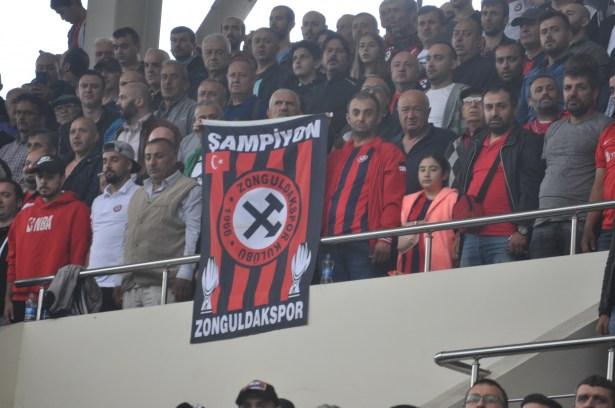 Zonguldak Kömürspor: 1 - Yeni Çorumspor: 2