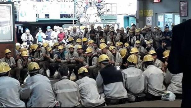 Madenciler, Mehmetçik için Kur´an-ı Kerim okuttu