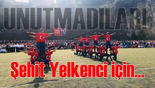 ŞEHİDİ UNUTMADILAR!
